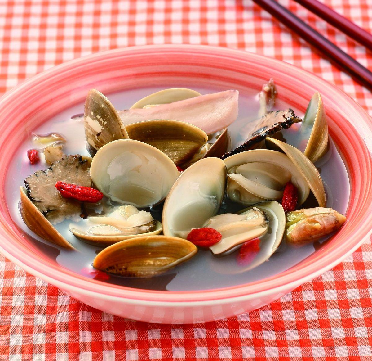 食譜:燒酒蛤蜊