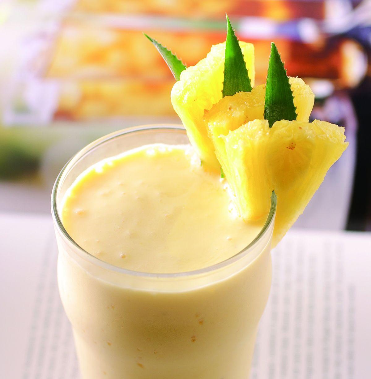 食譜:夏威夷風味奶昔