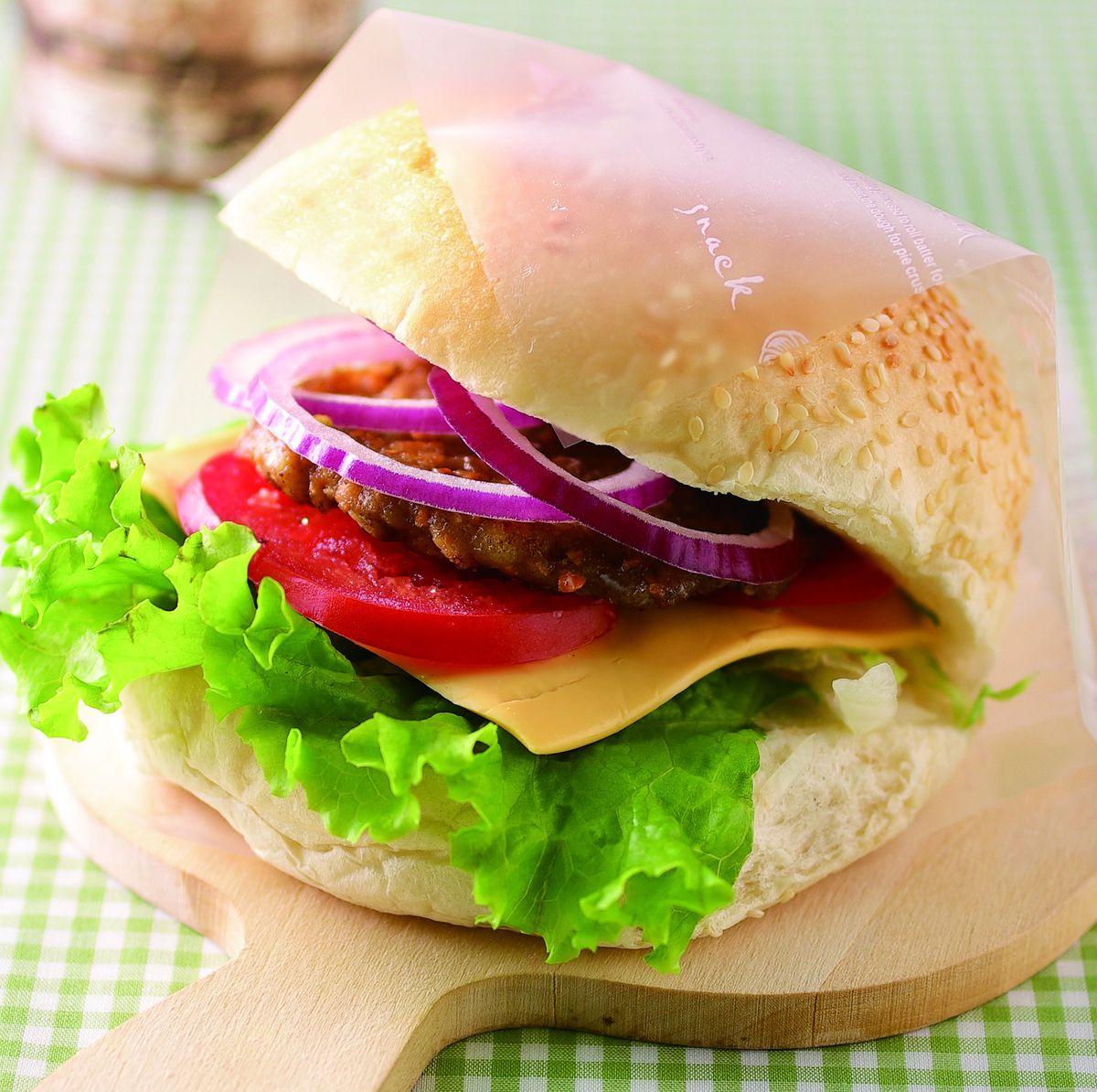 食譜:美式漢堡(1)