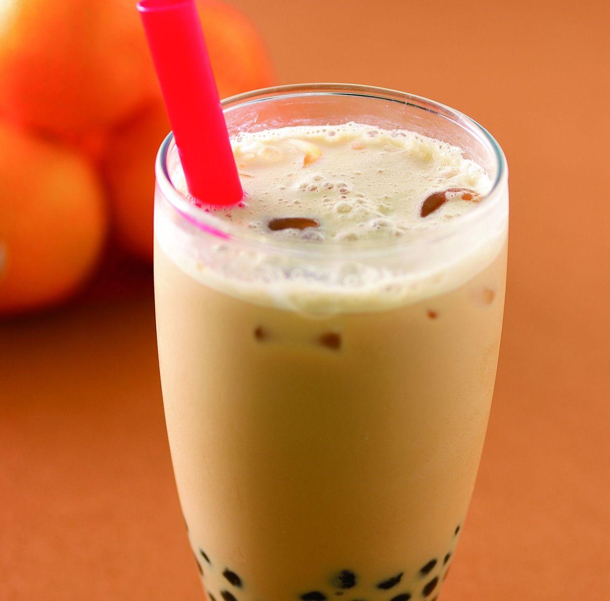 食譜:珍珠奶茶(2)