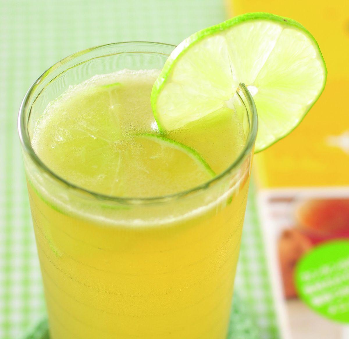 食譜:檸檬綠茶