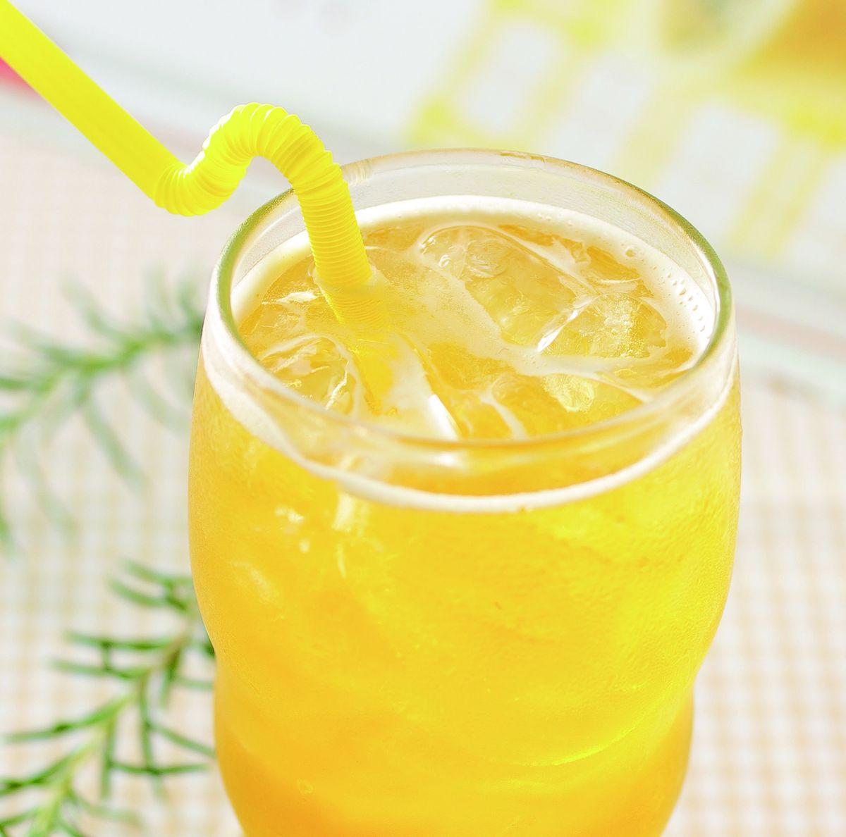 食譜:百香蒟蒻綠茶