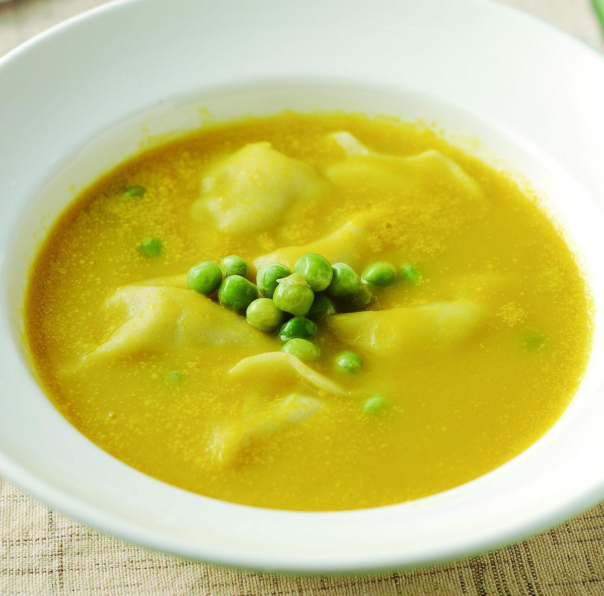 食譜:南瓜湯餃(1)