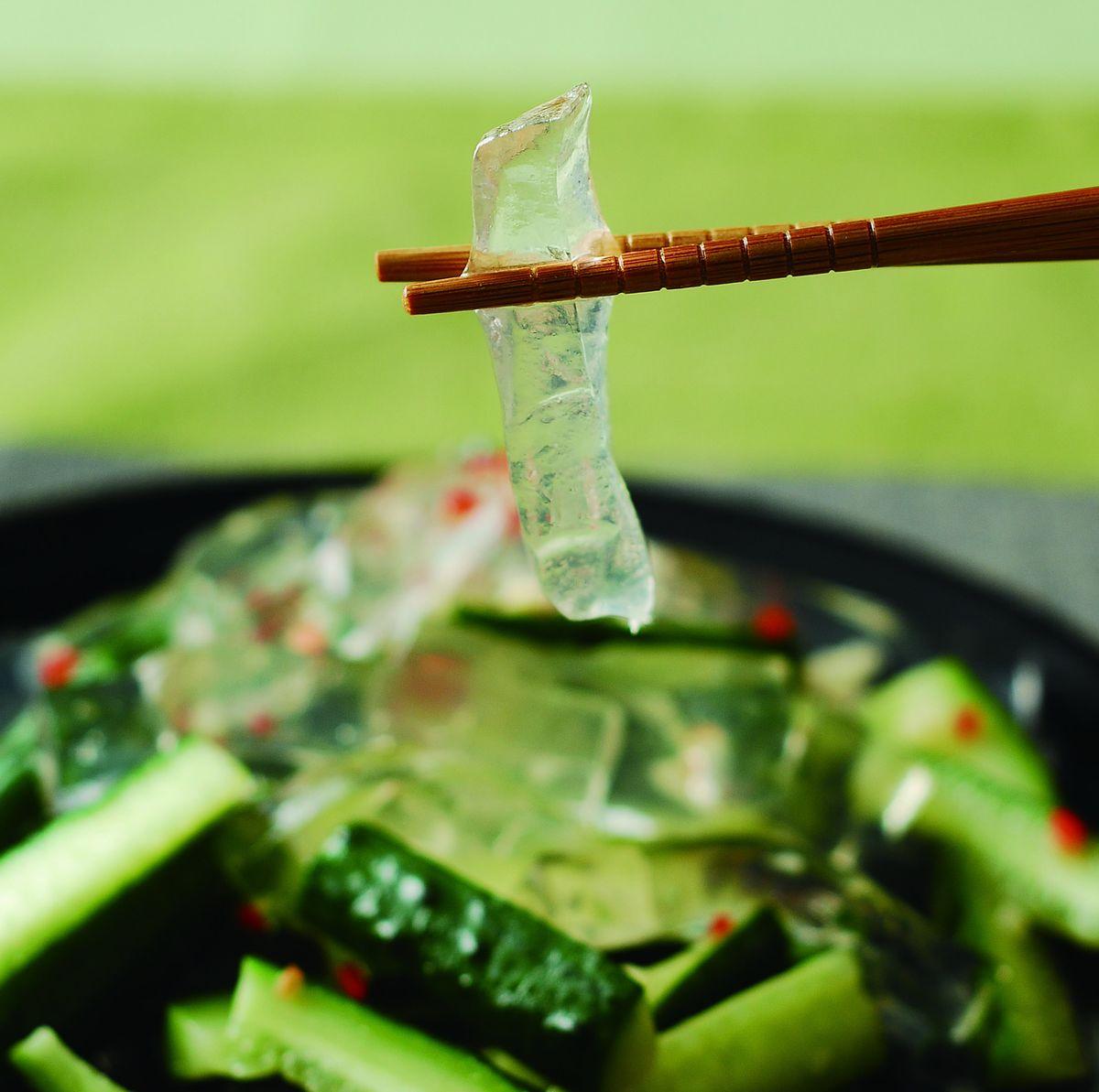 食譜:醋拌小黃瓜(3)