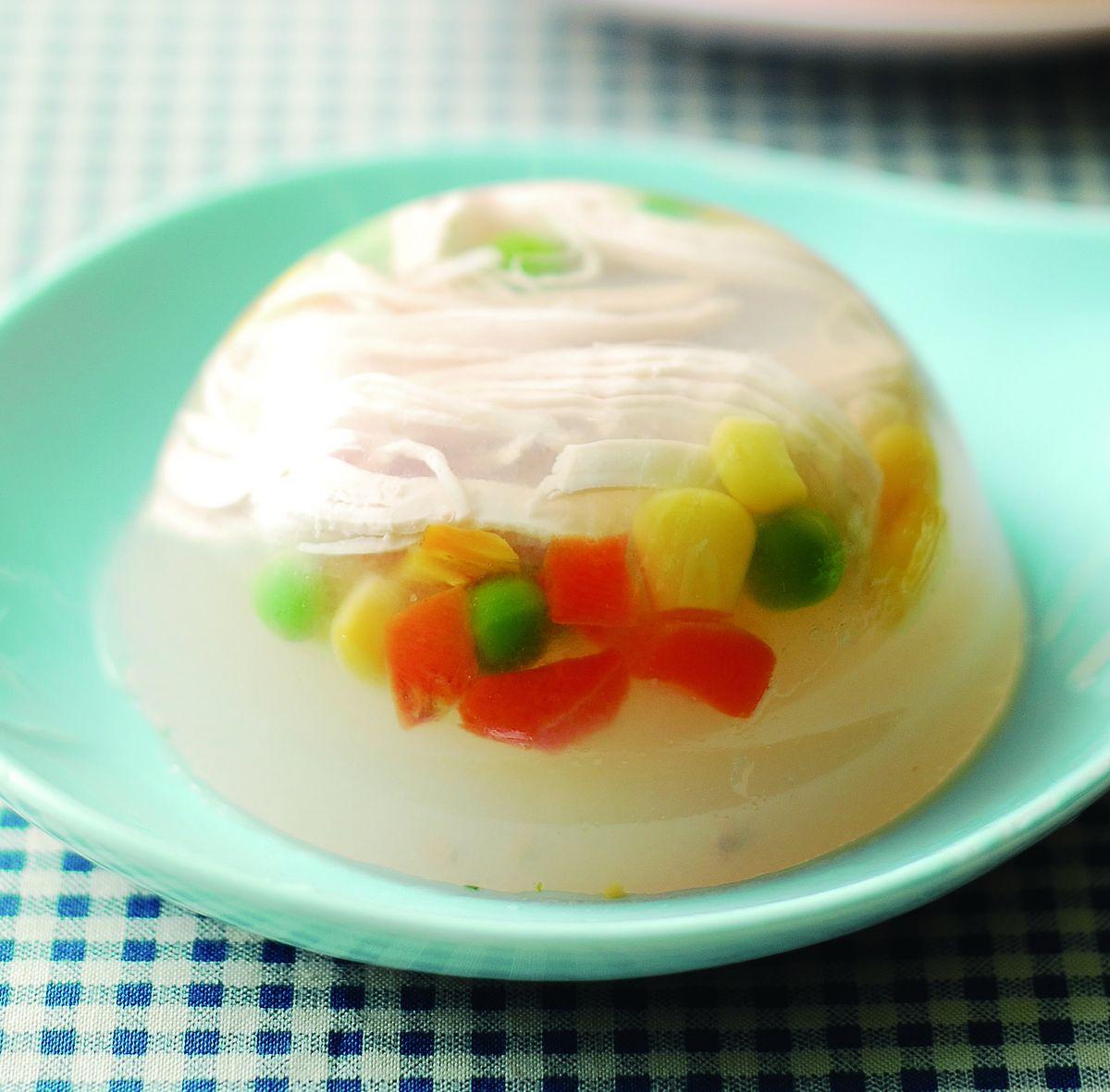 食譜:水晶雞肉凍(2)