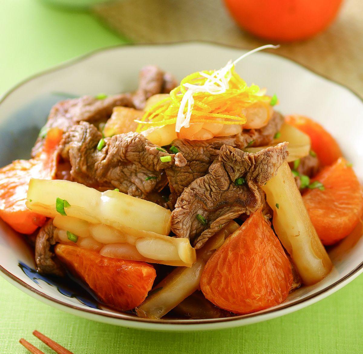 食譜:涼拌苦瓜牛肉