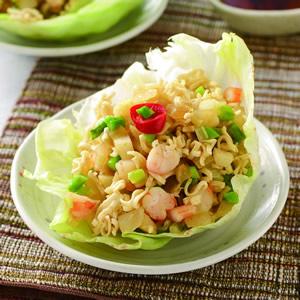 泡麵炒蝦鬆(3)