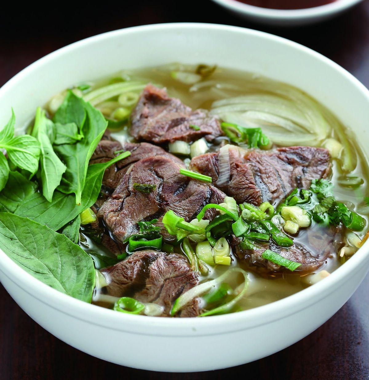 食譜:清燉牛肉河粉