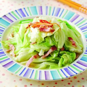 培根高麗菜(3)