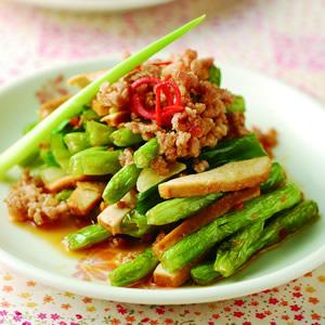 乾煸四季豆(11)