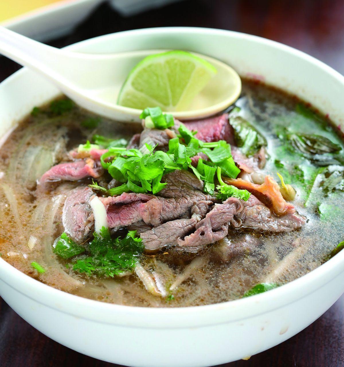 食譜:鮮牛肉河粉