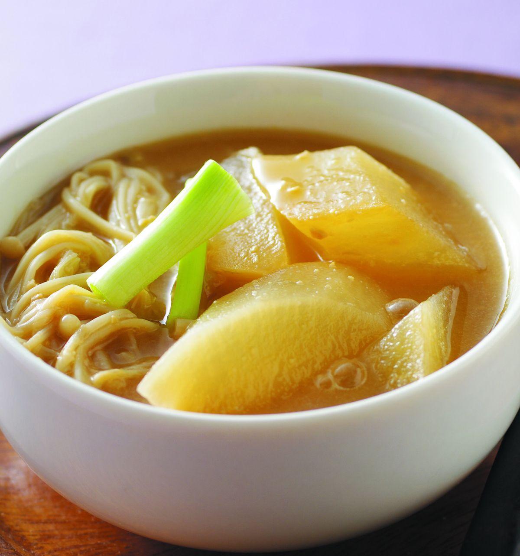 食譜:味噌蘿蔔煮
