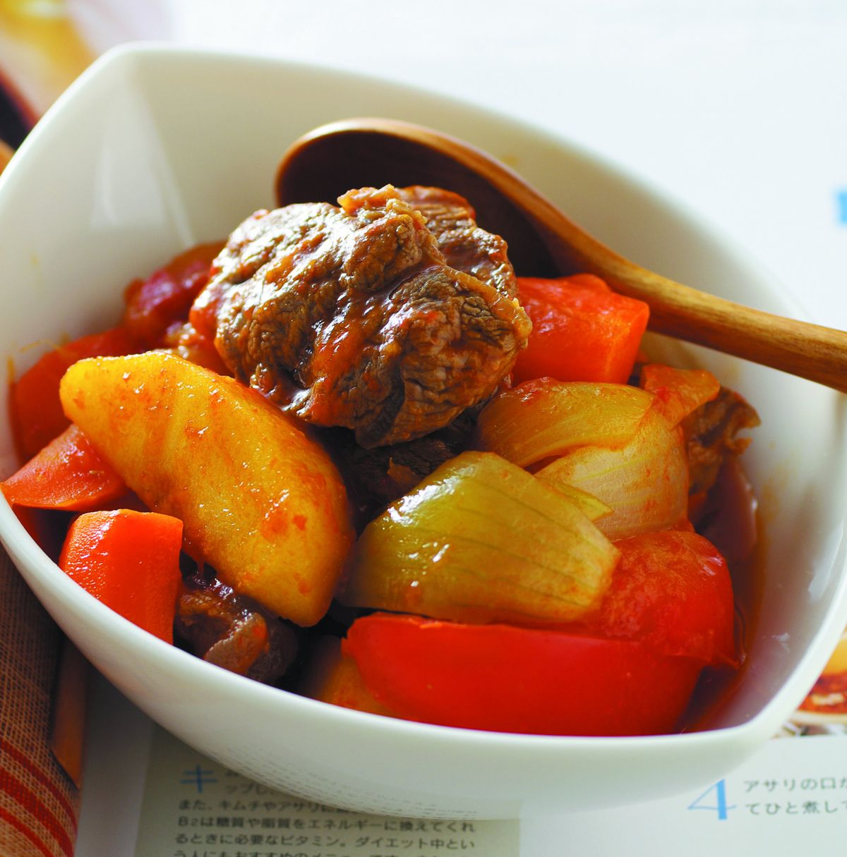 食譜:蘋果燒牛肉