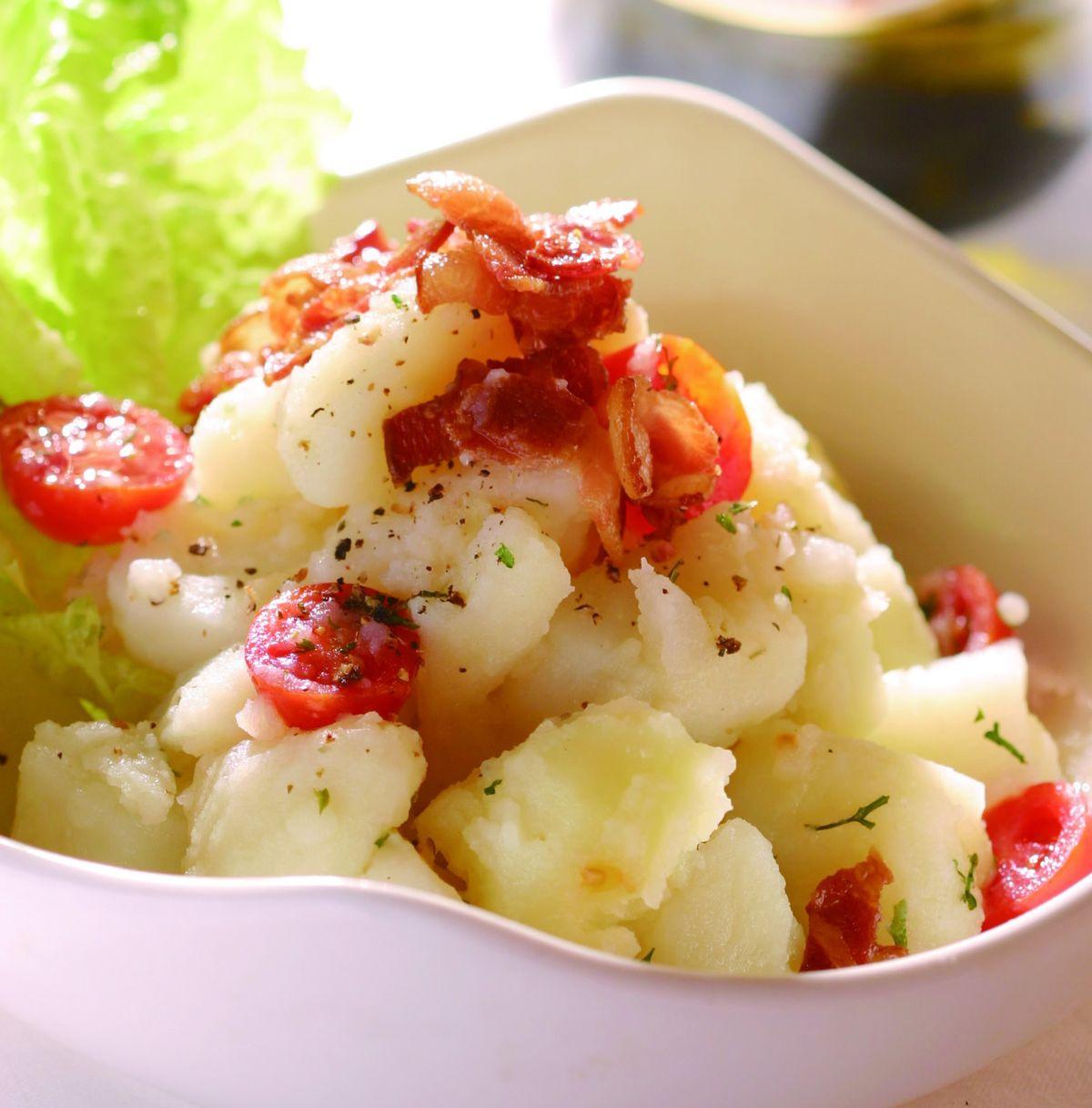 食譜:培根馬鈴薯沙拉