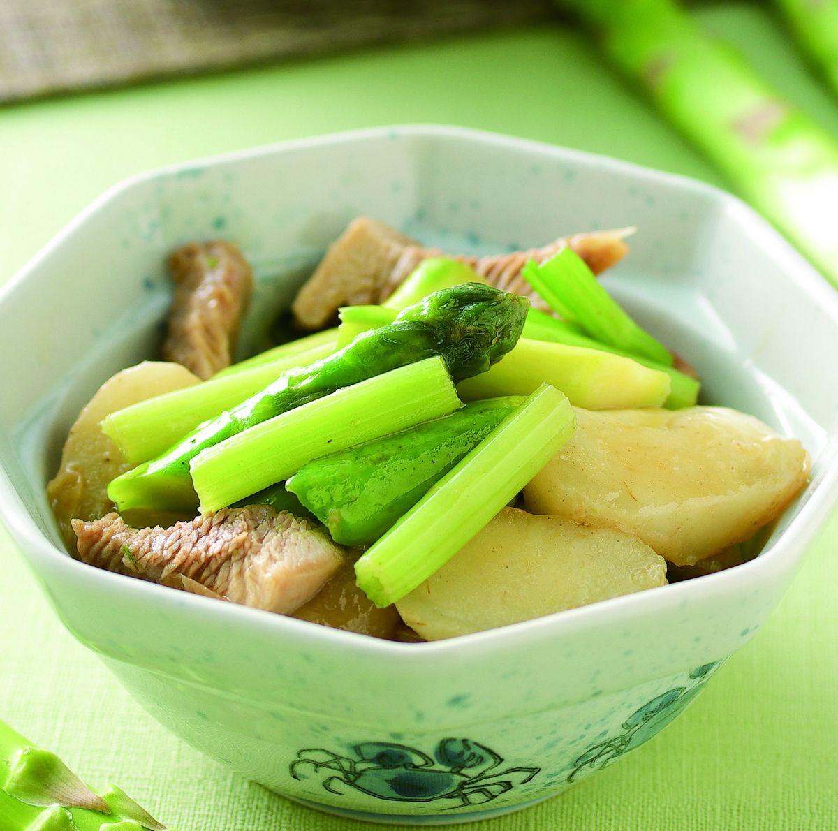 食譜:芹菜雞