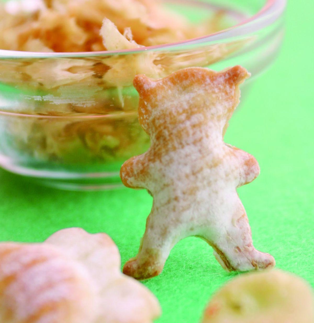 食譜:柴魚小脆餅