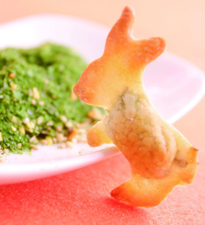 食譜:香鬆海苔小脆餅
