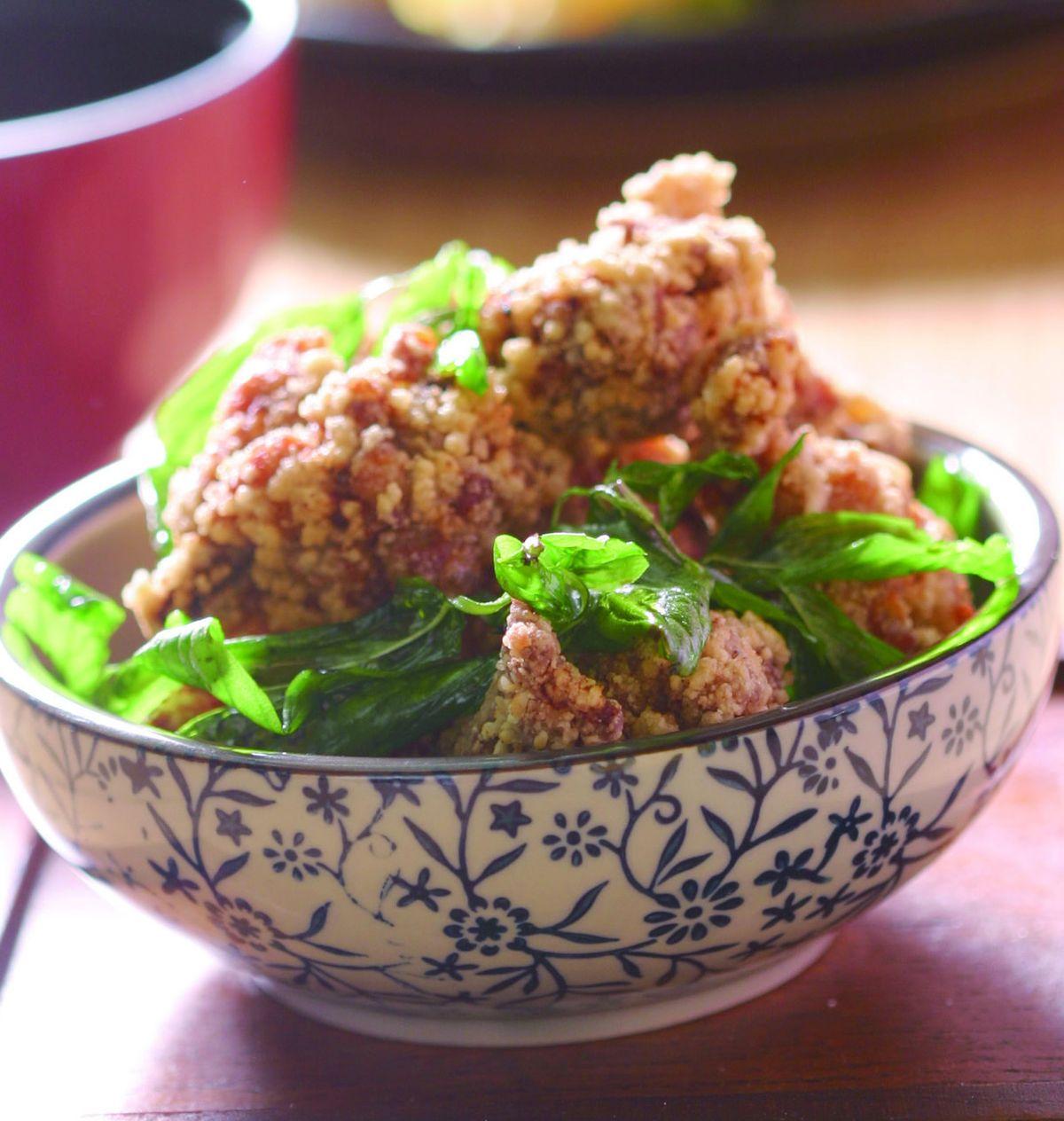食譜:鹹酥雞(5)