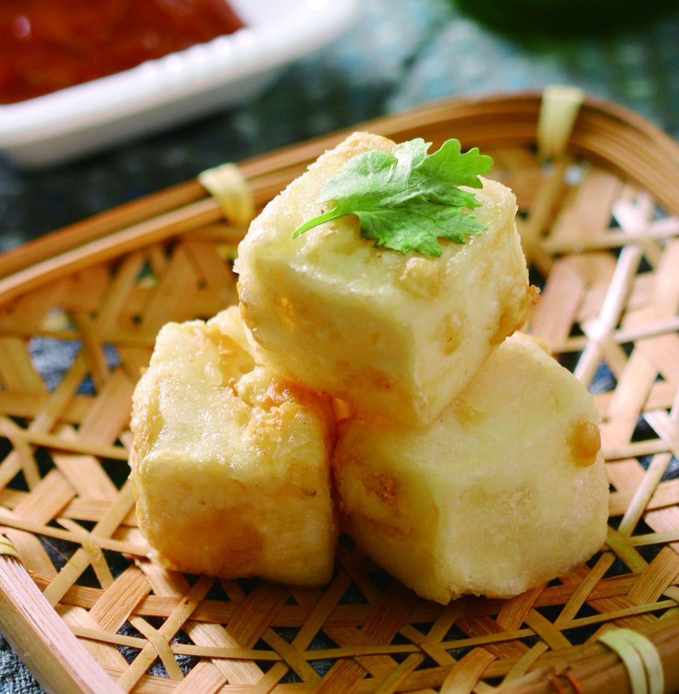 食譜:脆皮豆腐(3)