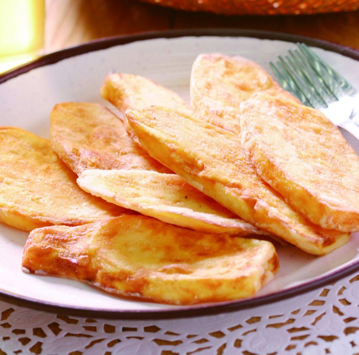 食譜:炸地瓜餅(1)