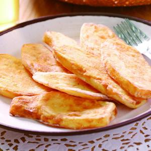 炸地瓜餅(1)