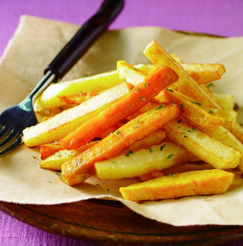 食譜:炸薯條(2)