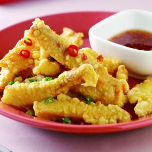 泰式酥炸魚柳(1)