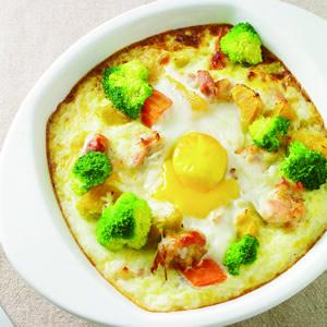 南瓜雞肉焗飯(2)