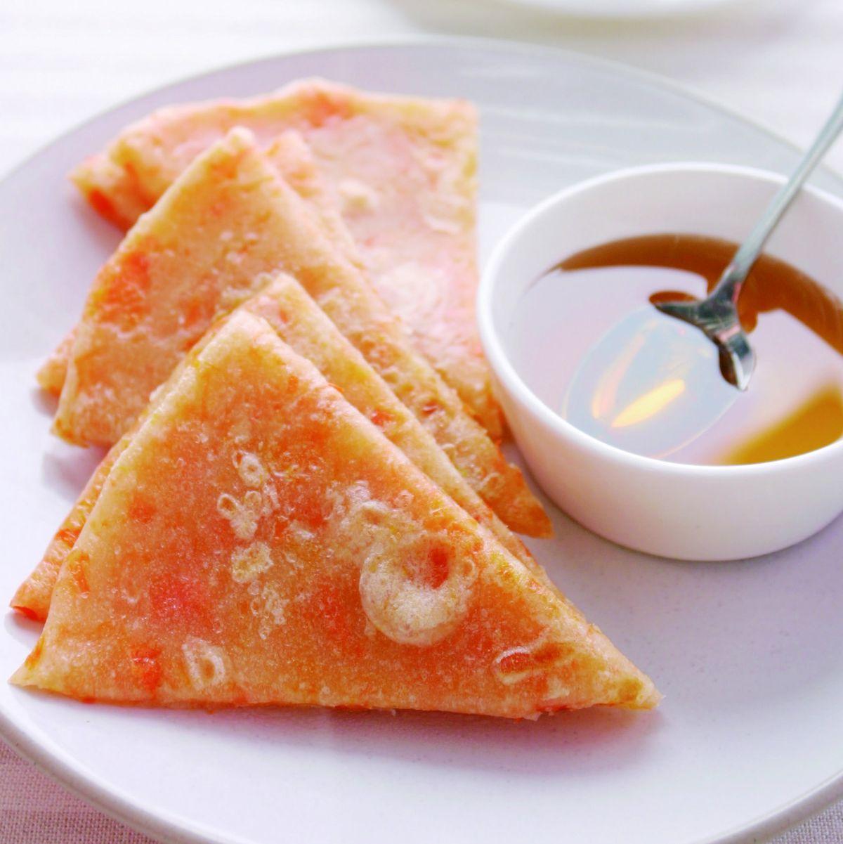 食譜:紅蘿蔔煎餅(2)