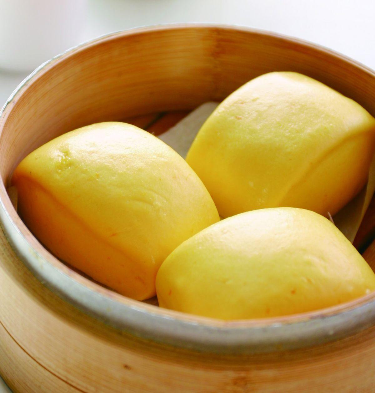 食譜:南瓜小饅頭(1)
