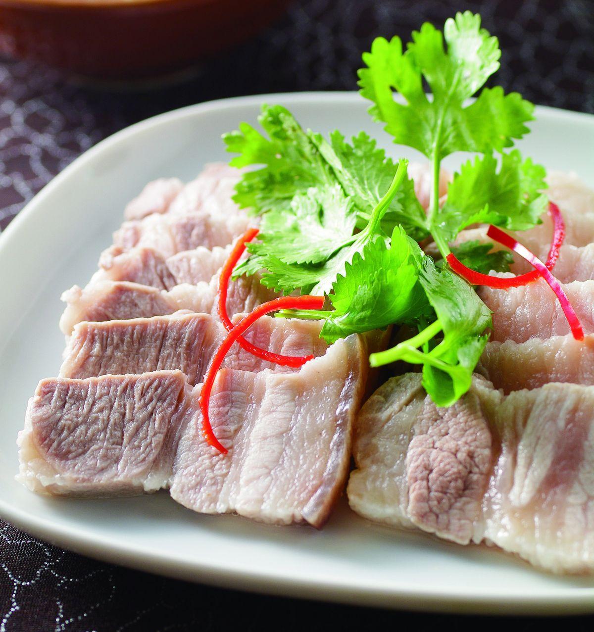 食譜:蒜泥白肉(22)