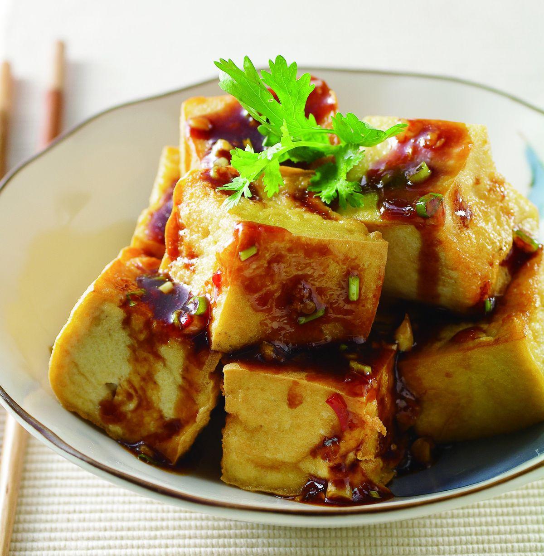 食譜:酥炸豆腐(2)