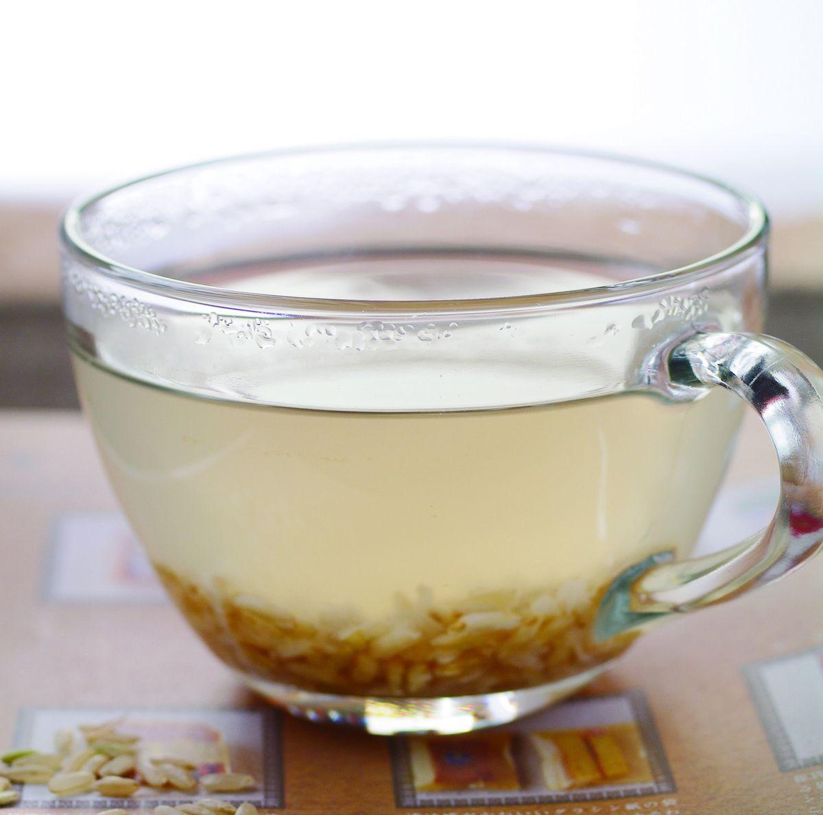 食譜:糙米茶