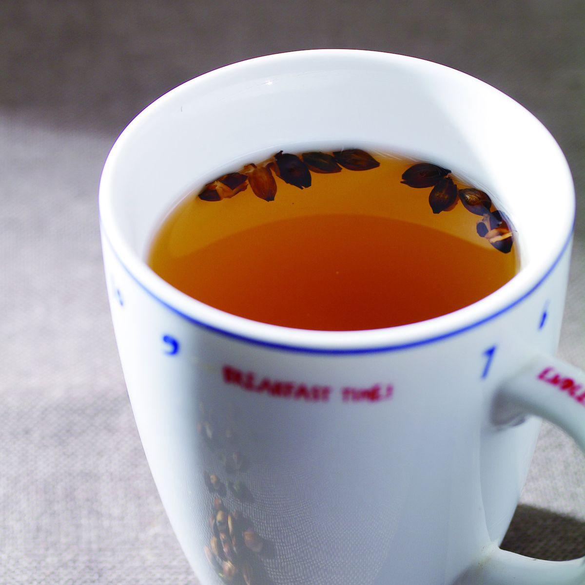 食譜:去油雙味茶