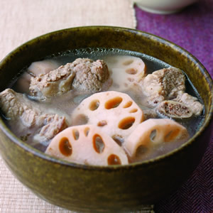 蓮藕排骨湯(1)