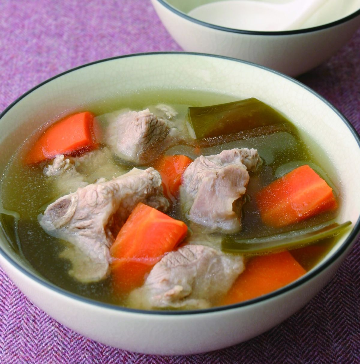 食譜:昆布排骨湯