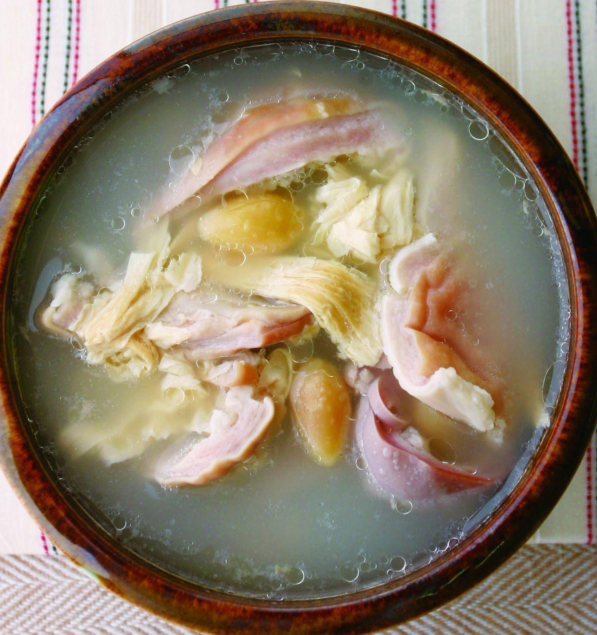 食譜:胡椒豬肚湯(1)