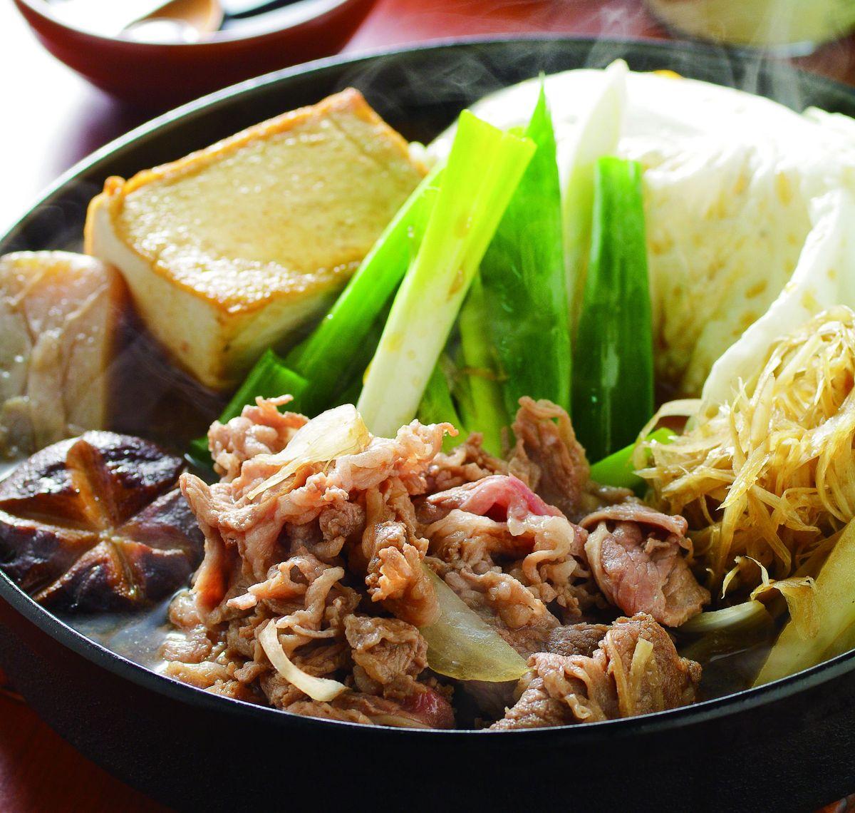 食譜:壽喜鍋(3)