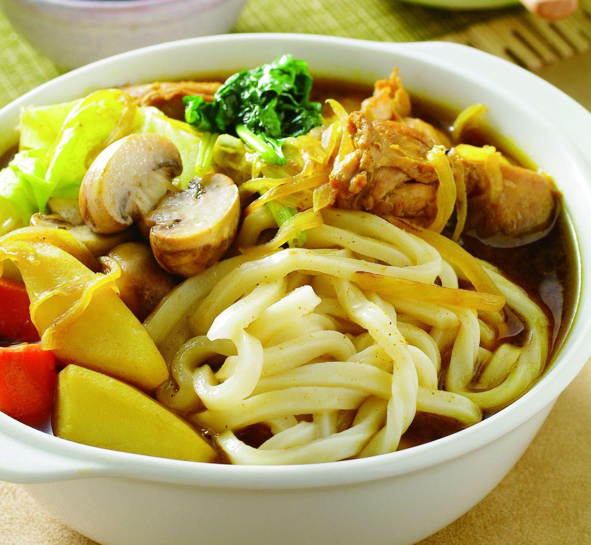 食譜:咖哩鍋