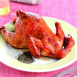 傳統手扒雞