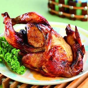 墨西哥辣烤全雞