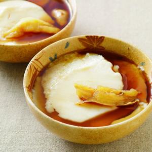 黑糖薑汁豆花(1)