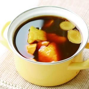 黑糖薑汁地瓜湯(1)