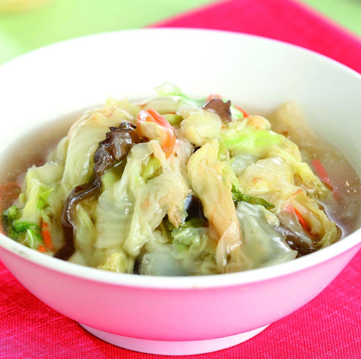 食譜:白菜滷(8)