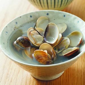 薑絲蛤蜊湯(2)