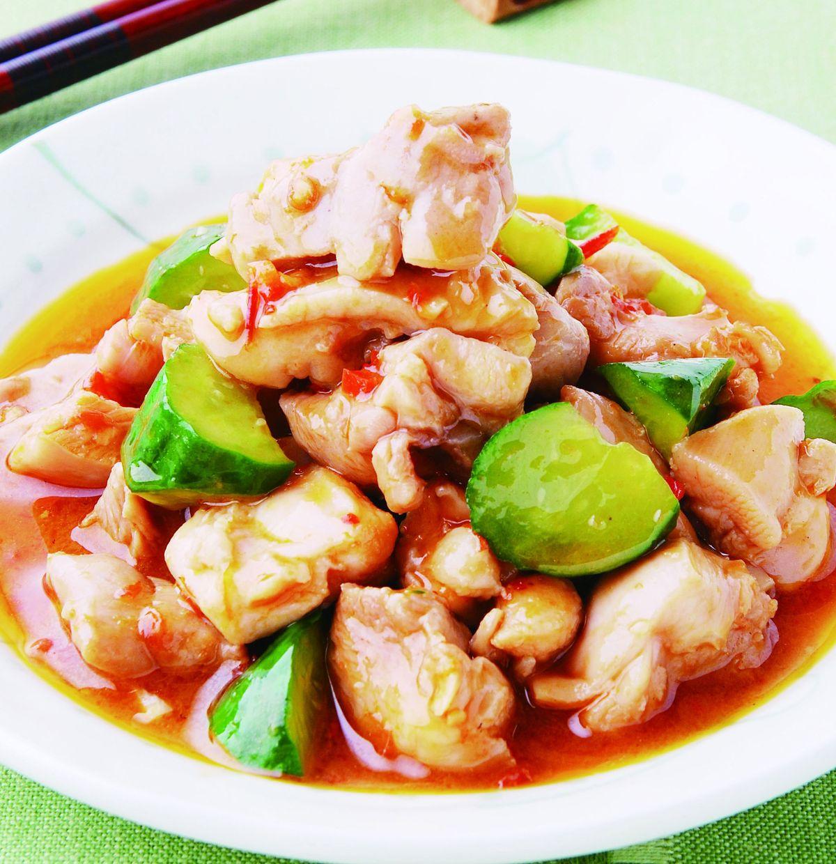 食譜:辣子雞丁(10)