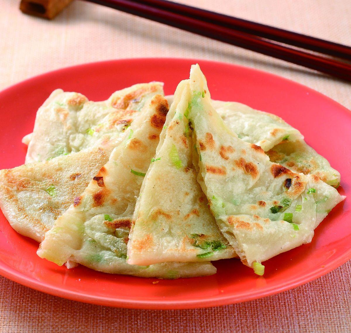 食譜:蔥油餅(7)