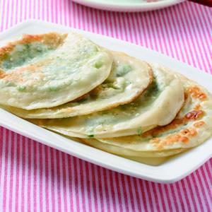 餃皮胡椒蔥餅