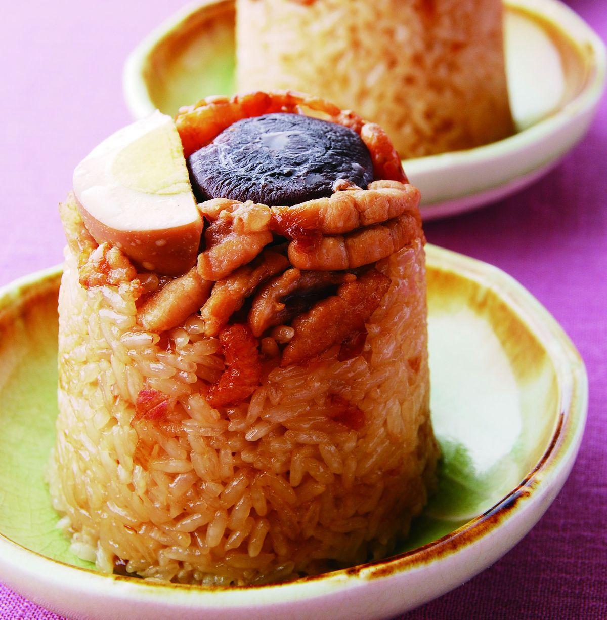食譜:筒仔米糕(4)
