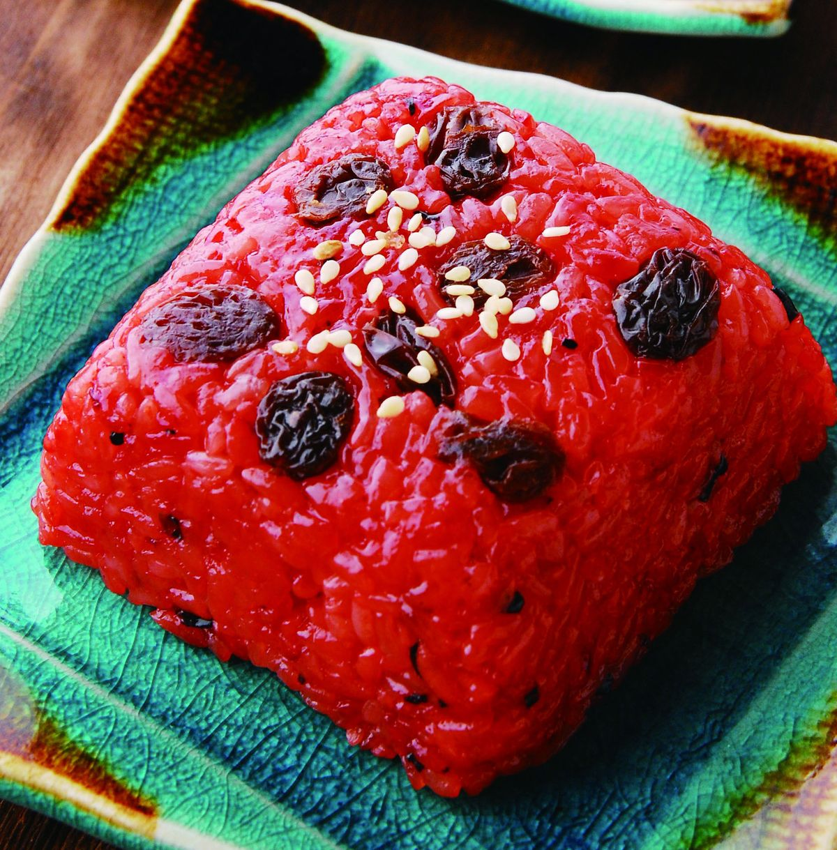 食譜:紅麴甜米糕